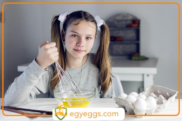 هل من المفيد تناول الأطفال للبيض بكثرة في المراحل الأولى من عمره؟ توصيات  لتناول البيض للأصفال!